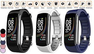 HR Blood Pressure Monitor Smart Bracelet - 6 Colours