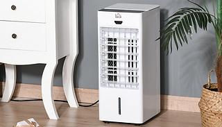 HOMCOM 4L Air Cooler