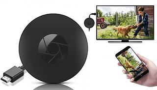 Wireless Wi-Fi 4K TV Media Streamer
