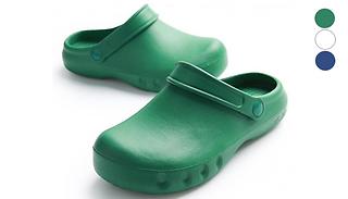 Garden SlipShoes - 3 Colours & 6 Sizes