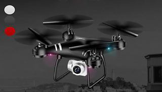 Ultra-HD 720p, 1080p or 4K Camera Drone With Wi-Fi - 3 Colours
