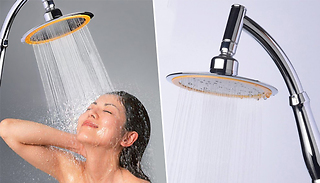 15cm Booster Filter Shower Head