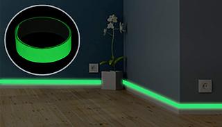 5-Metre Luminous Baseboard Waterproof Wall Tape