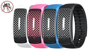 USB Charging Mosquito-Repellent Bracelet - 4 Colours