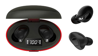 A1 5.0 Bluetooth Wireless Earphones With Charging Box
