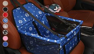 Car Seat Pet Carrier Waterproof Basket - 8 Designs
