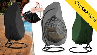 Rattan Egg Chair Swing Cover - 3 Colours
