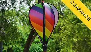 Kids' Build-Your-Own Hot Air Balloon Garden Decoration - 1 or 2-Pack