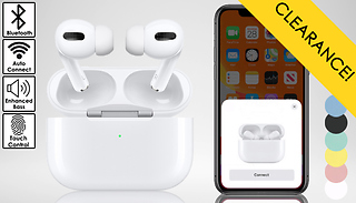 Air Pro 3 Wireless Apple Compatible Earbuds - 6 Colours