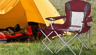 Outsunny Folding Camping Chair