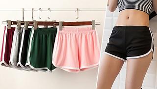 Side Stripe Summer Shorts - 5 Colours & 4 Sizes