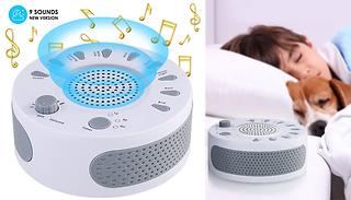 Sleep Therapy White Noise Sound Machine