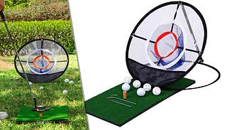 Golf Pitching Practise Net