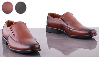 Men's Nielsen & Christensen Leather Loafers - 2 Colours & 6 Sizes